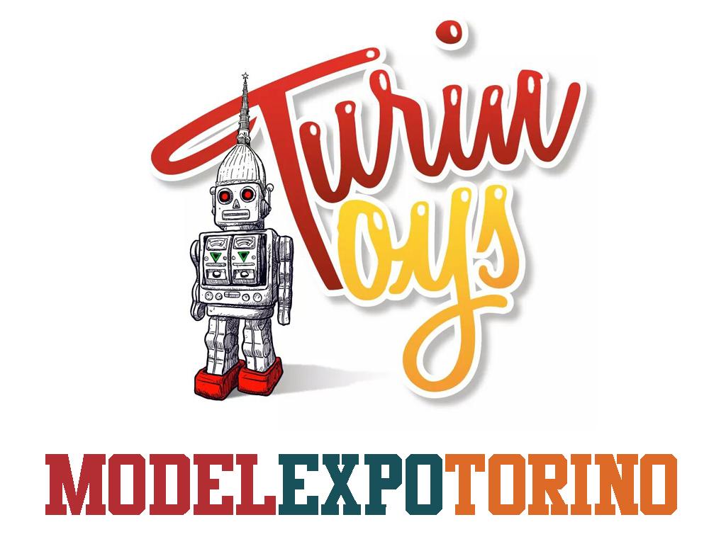 Model Expo Torino 2018 a Torino Esposizioni
