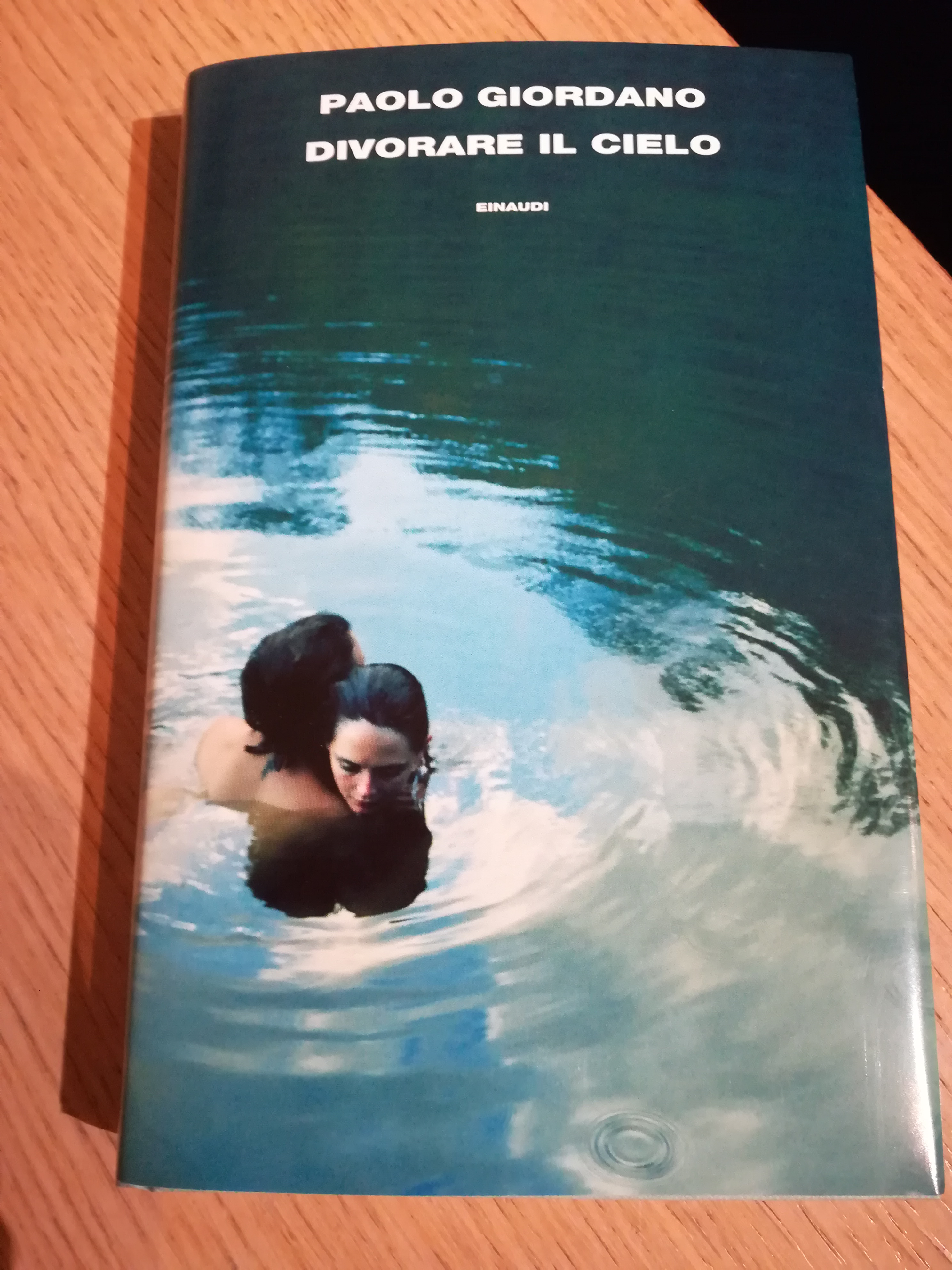 Paolo Giordano presenta il suo ultimo romanzo