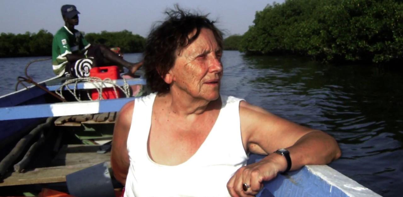 Maria Teresa Battaglino all'Archivio Donne in Piemonte