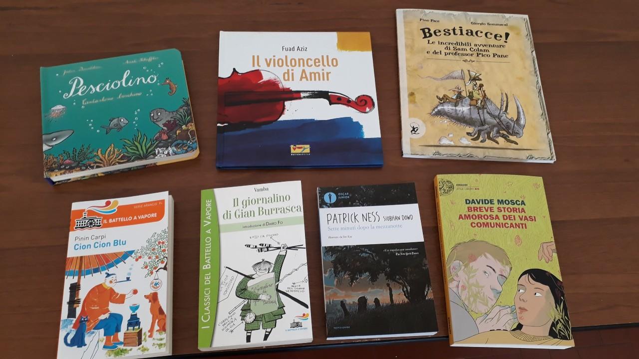 Libri per le vacanze: 7 titoli per tutta la famiglia