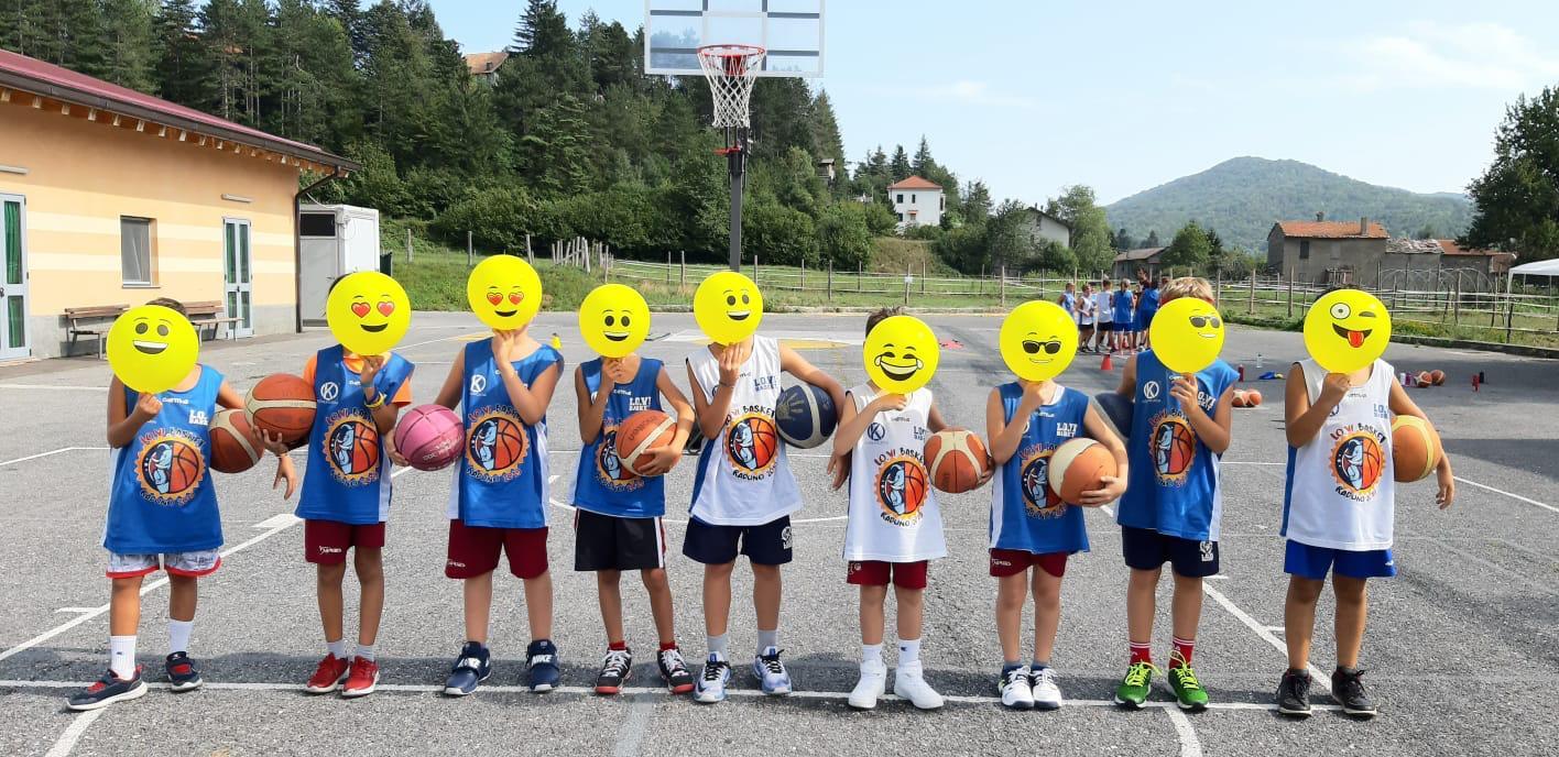 Donne e basket, storia di una giocatrice diventata allenatrice di bimbe come lei