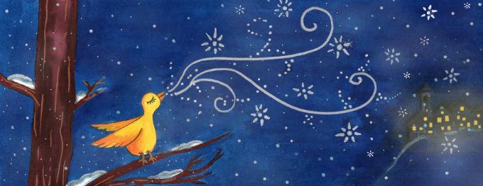 Breve storia di un piccolo Canarino che cantava solo a Natale.