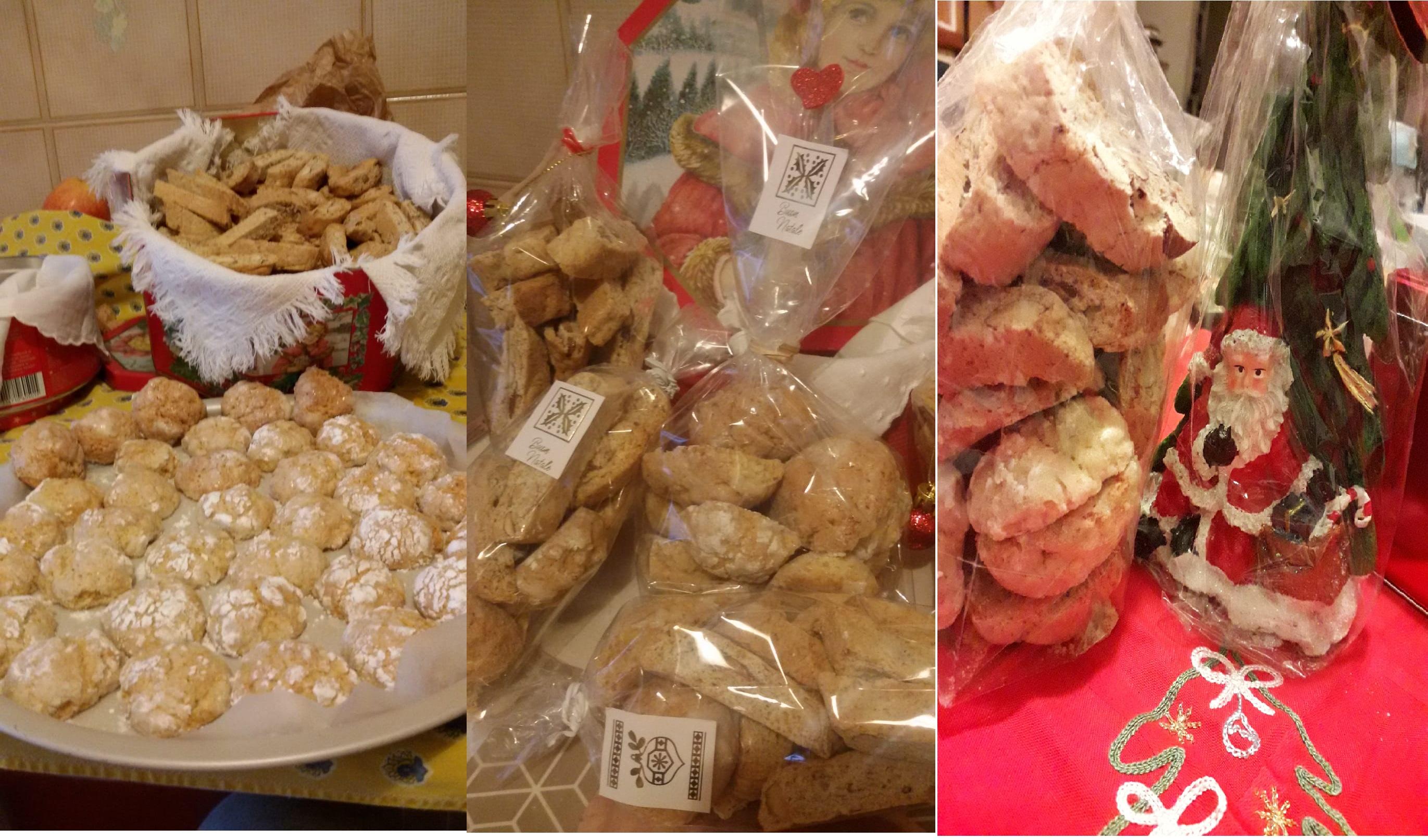 Regalo goloso cercasi: cantucci integrali e biscotti al mandarino