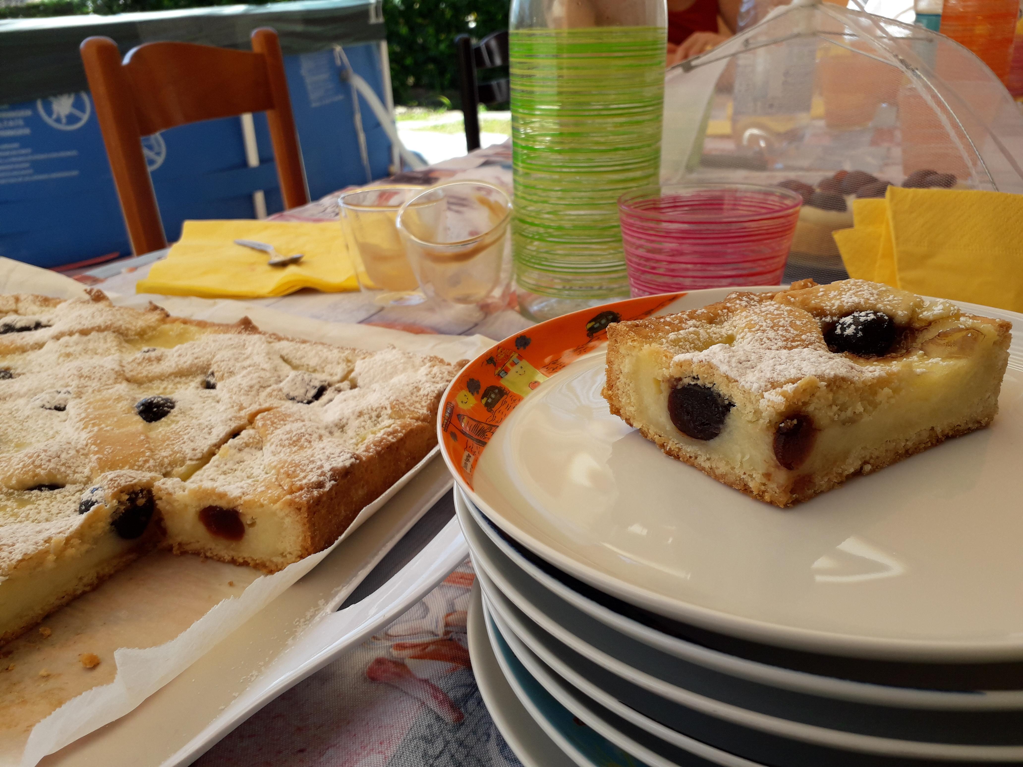Crostata Amalfitana, un goloso regalo di compleanno!