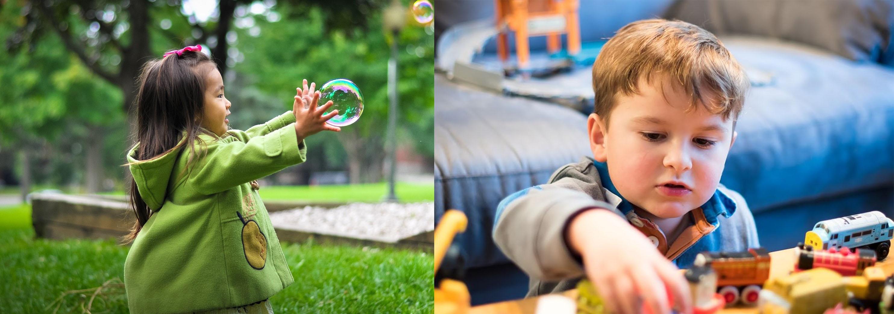 Il gioco è un diritto di tutti i bambini