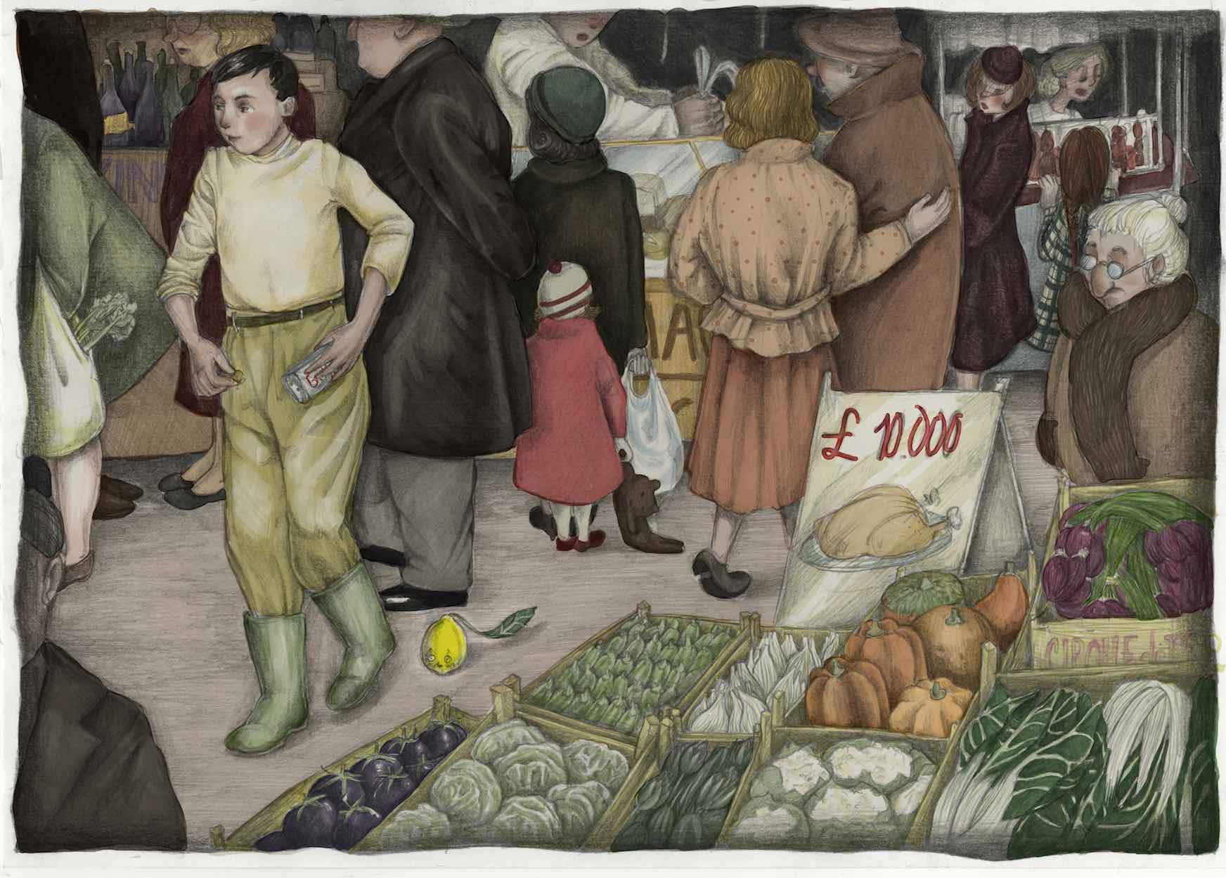 Cedrino e le sue avventure: un libro illustrato prima di tornare a scuola