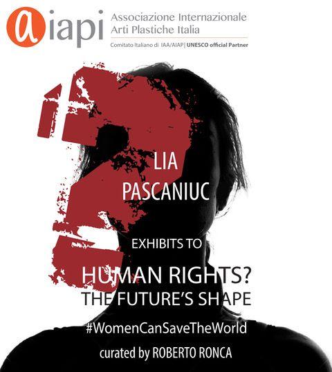 "A Rovereto, ""Human Rights? The Future's shape"" con Lia Pascaniuc"