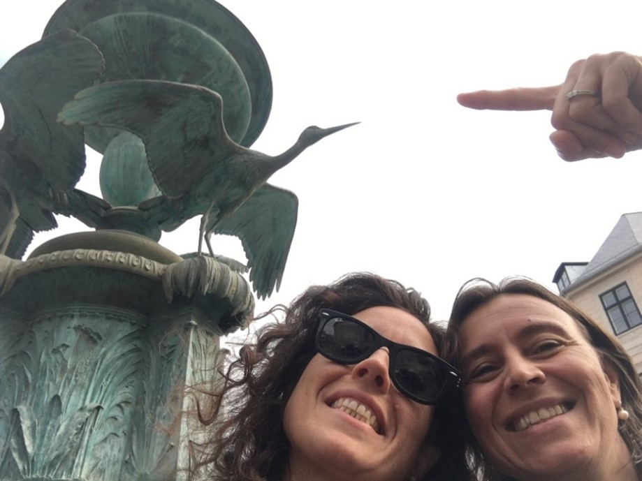 Micaela Ghisleni e Chiara Foglietta: le famiglie omogenitoriali #nonsonofantasmi