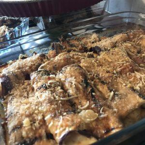 Melanzane cordon bleu, un piatto sfizioso e veloce